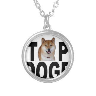 Doge Tee Shirt C png Custom Necklace