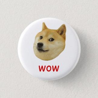 Doge Very Wow Much Dog Such Shiba Shibe Inu 3 Cm Round Badge
