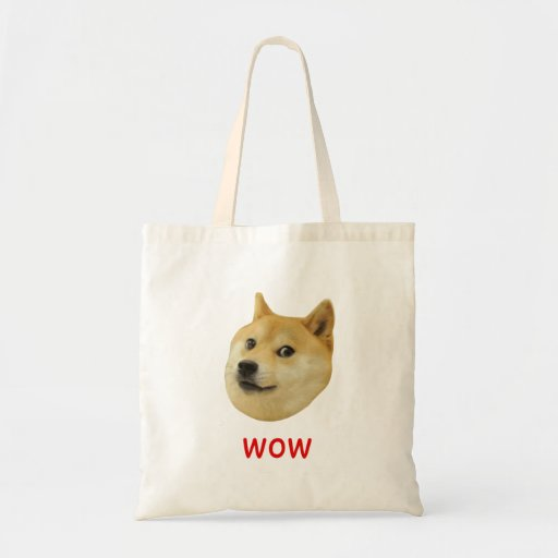 Doge Very Wow Much Dog Such Shiba Shibe Inu Tote Bag