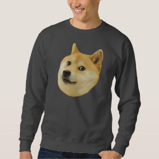Doge Very Wow Much Dog Such Shiba Shibe Inu Sweatshirt