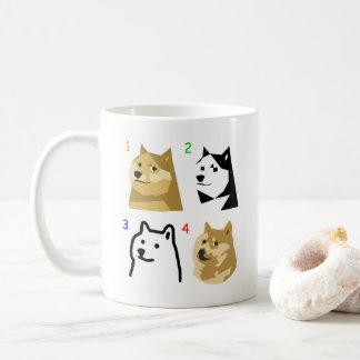 Dogecoin Transform Mug
