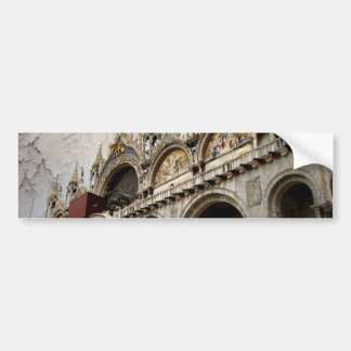 Doges Palace II Bumper Sticker