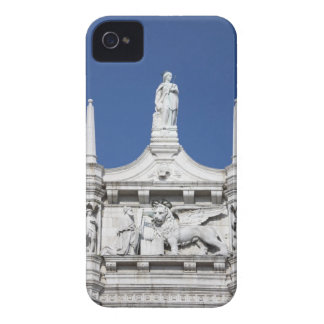 Doges' Palace with Statue of the Doge before the iPhone 4 Case-Mate Case