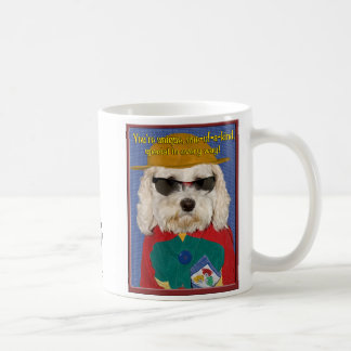 Doggie Attitude Coffee Mug