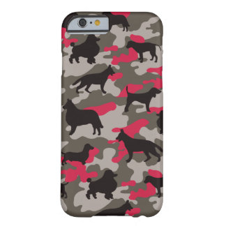 Doggie Fatigue iPhone 6, Barely There Barely There iPhone 6 Case