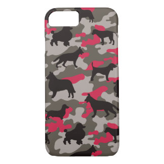 Doggie Fatigue iPhone 7, Barely There iPhone 7 Case