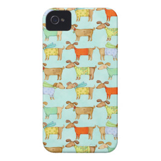 Doggie Lover iPhone 4/4S Case-Mate Barely There™ iPhone 4 Cover