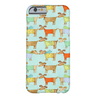 Doggie Lover iPhone 6 case Barely There iPhone 6 Case