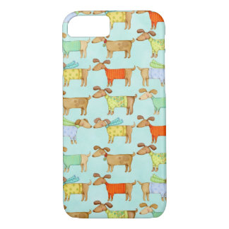 Doggie Lover iPhone 7 case