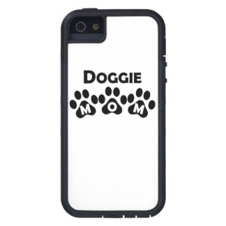 Doggie Mom iPhone 5 Case
