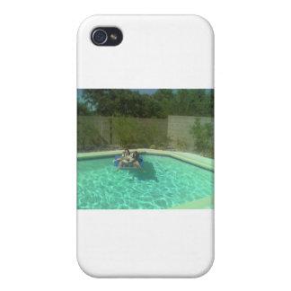 Doggie Pool iPhone 4 Cases