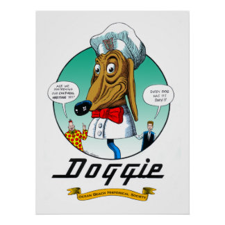 Doggie Poster