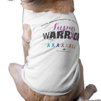 Doggie Ribbed Tank Top Sleeveless Dog Shirt