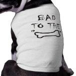 Doggie Ringer T-shirt Doggie Tee