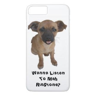 """""""Doggie Ringtone"""" iPhone 7 Plus Case"""