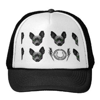 doggie style trucker hat