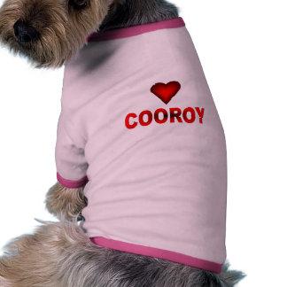 Doggie T's - Love Cooroy Doggie Tshirt