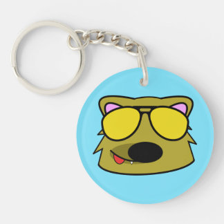 Doggone Dog Key Ring