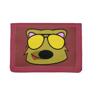 Doggone Dog Tri-fold Wallet