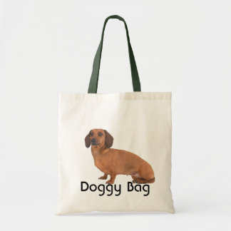 Doggy Bag - Smooth Dachshund
