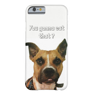 Doggy Barely There iPhone 6 Case