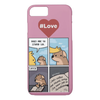 Doggy Comic iPhone 7 Case