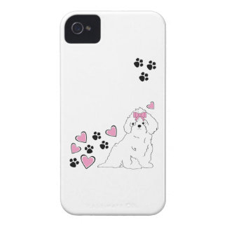 Doggy love iPhone 4 case