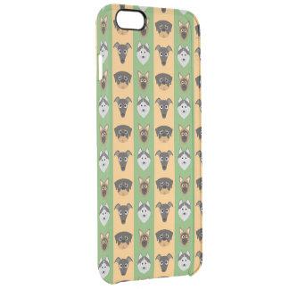 Doggy Stripes iPhone 6 Plus Case