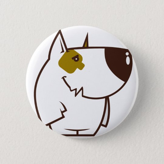 Doggy Style 6 Cm Round Badge