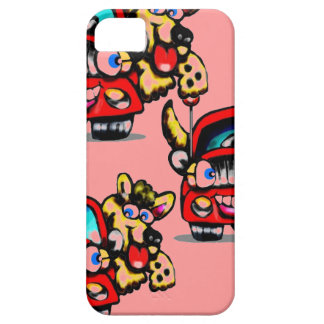 Doggy Walk iPhone 5 Cover