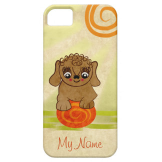 Doggy World iPhone 5 Cover
