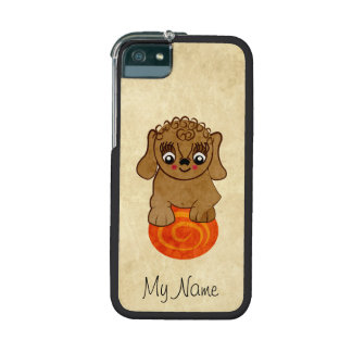 Doggy World iPhone 5/5S Covers