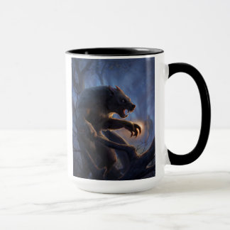 Dogman of Michigan Mug