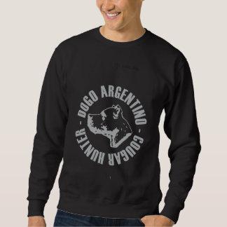 DOGO ARGENTINO COUGAR HUNTER SWEATSHIRT