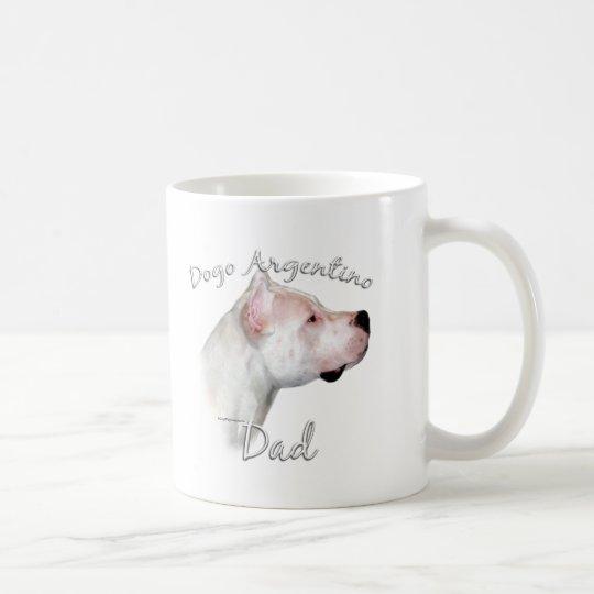 Dogo Argentino Dad 2 Coffee Mug