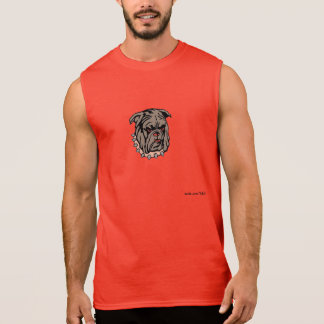 Dogs 31 sleeveless shirt