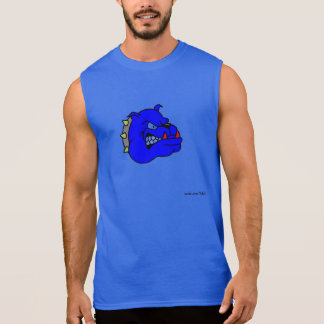 Dogs 52 sleeveless shirt