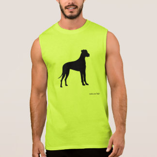 Dogs 77 sleeveless shirt