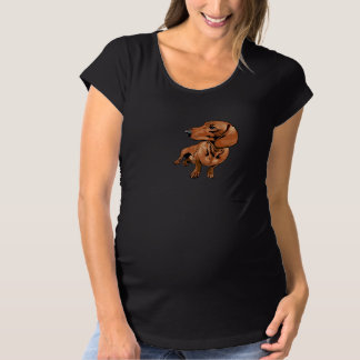 Dogs 86 maternity T-Shirt