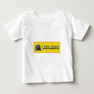 DOGS-AGAINST-ROMNEY INFANT T-Shirt