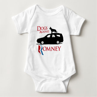 Dogs Against Romney -.png Infant Creeper