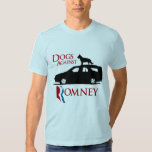 Dogs Against Romney -.png T Shirts