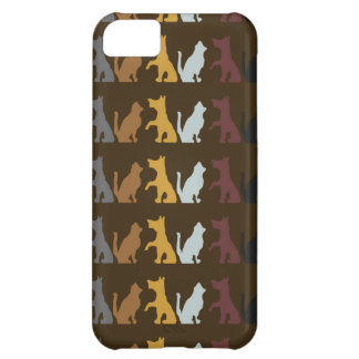 Dogs and Cats iPhone 5C Case