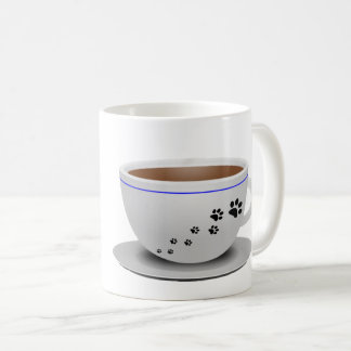 Dogs and Coffee mug. Coffee Mug