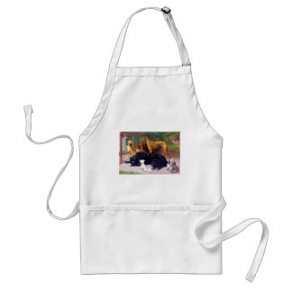 Dogs at the Gate Standard Apron
