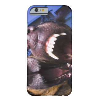 Dogs barking barely there iPhone 6 case