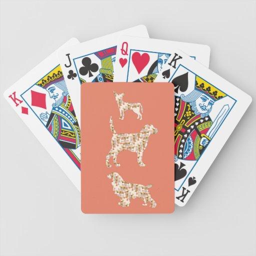 Dogs & Bones Bicycle Card Decks