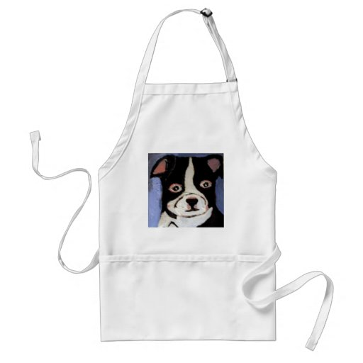 dogs by eric ginsburg apron