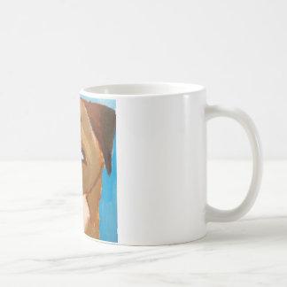 dogs by eric ginsburg basic white mug