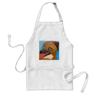 dogs by eric ginsburg standard apron